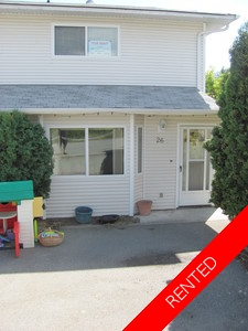 Osoyoos Townhouse for rent:  3 bedroom 1 sq.ft. (Listed 2012-09-01)