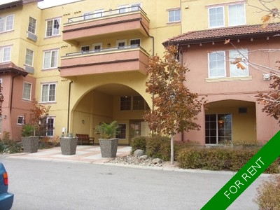 Osoyoos Condominium for rent: Casa Del Lago 1 bedroom 577 sq.ft. (Listed 2016-01-01)