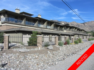 Osoyoos Townhouse for rent: Cactus Flats 1 bedroom 1,560 sq.ft.