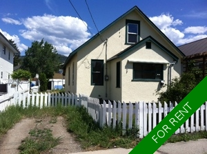 Penticton House for rent:  3 bedroom 1,152 sq.ft. (Listed 2016-09-01)