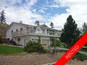 Okanagan Falls House for rent: Upper Floor 3 bedroom 1,850 sq.ft. (Listed 2011-11-01)