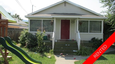 Penticton House for rent:  Studio 1,200 sq.ft. (Listed 2013-09-01)