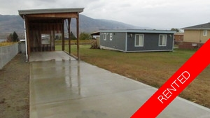 Osoyoos Single Family Dwelling for rent:  3 bedroom 832 sq.ft.